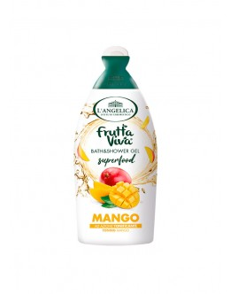 L'ANGELICA Frutta Viva Гель для душу та ванни  «Спокусливий манго» 500 мл