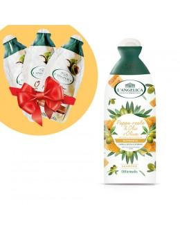 L'ANGELICA Живильний шампунь для ламкого та пошкодженого волосся 250 мл + подарунок!