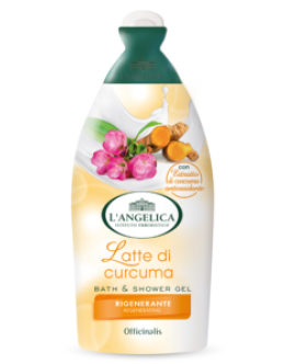 NEW!!! Гель для душа и ванны L'Angelica «Молодость кожи»
