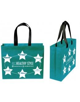 Healthy Style Брендовая сумка бирюза