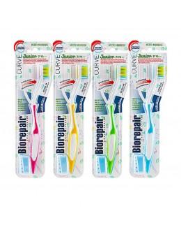 Biorepair Зубна щітка «Досконала чистка» Medium Soft Джуніор  7-14 років