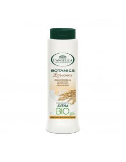 L'ANGELICA Botanics Гель-молочко для душа и ванны с экстрактом овса 500 мл