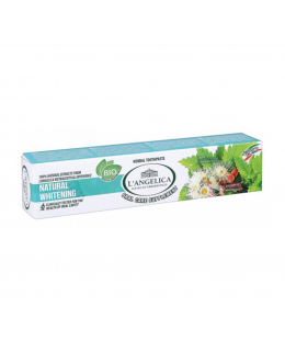 L'ANGELICA Зубная паста «Естественное отбеливание» 75 мл