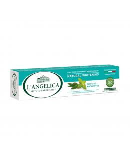 L'ANGELICA Зубна паста «Природне відбілювання» 75 мл