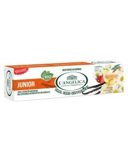 Детская зубная паста Langelica «Вкус природы» от 0 до 13 лет