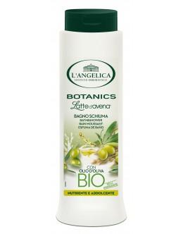 L'ANGELICA Botanics Гель-молочко для душа и ванны «Объятия нежности» 500 мл