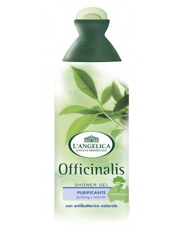 Гель для душа L'Angelica с маслом чайного дерева