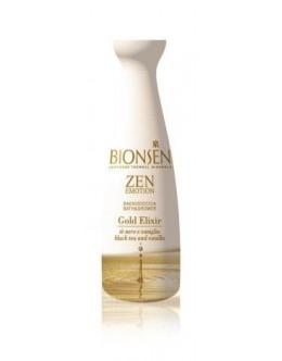 BIONSEN Zen Гель для душа и ванны «Золотой эликсир»