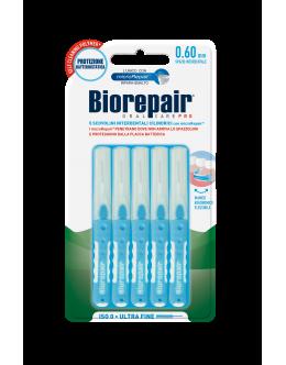 Biorepair Интердентальная щетка с гидроксиапатитом, утратонкая, 0,60 мм