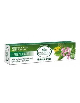 Зубная паста L'Angelica «Травяной уход»