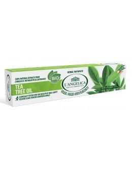 L'ANGELICA Зубная паста «Масло чайного дерева» 75 мл