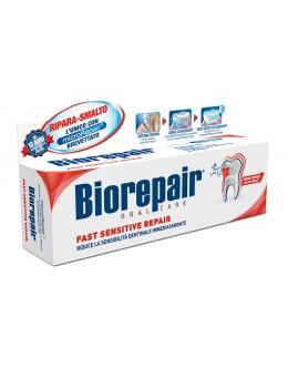 Biorepair Зубная паста «Быстрое избавление от чувствительности» 75 мл