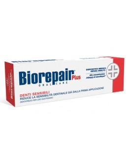"""Biorepair Plus  Зубная паста """"Профессиональное избавление от чувствительности"""" 75 мл"""