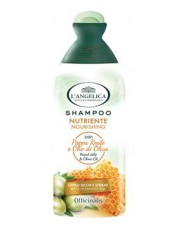 Питательный шампунь L'Angelica для ломких и поврежденных волос