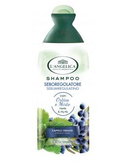 Себорегулируюший шампунь L'Angelica для жирных волос